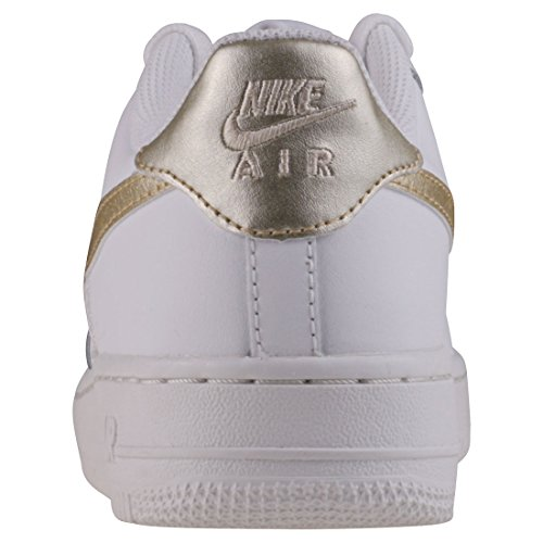 Basket 127 De summit Nike Blanc Air gs Gold Force summit 1 Chaussures Femmes Mtlc Pour Star White B1n5dSw1ax