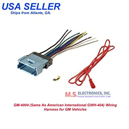 Main Wire Harness Cobalt on
