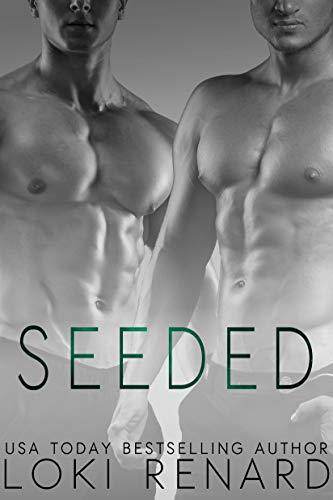 Seeded: A Dark Sci-Fi Menage Romance