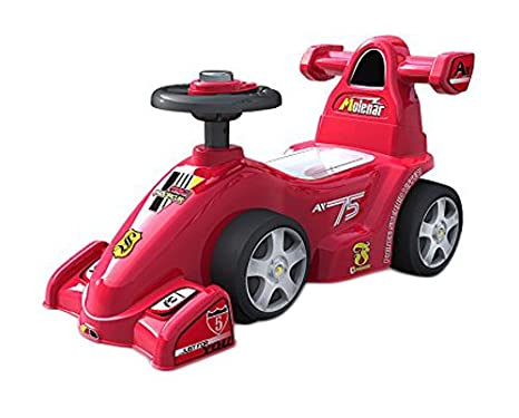 Chipolino Andador Ride ON Car Formula Rojo: Amazon.es: Bebé