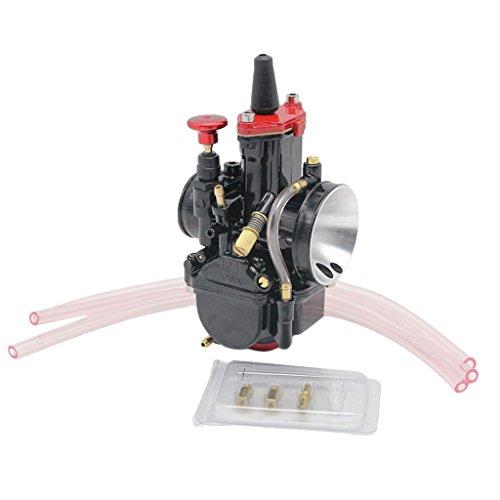 Baoblaze Carburador con Boquillas 21 mm Accesorio de Motores Automoviles