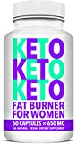 Fat Burner for Women with Raspberry Ketones and Pure Garcinia Cambogia Extract – Keto Diet Pills for Weight Loss – Advanced Metabolism Booster and Carb Blocker For Sale
