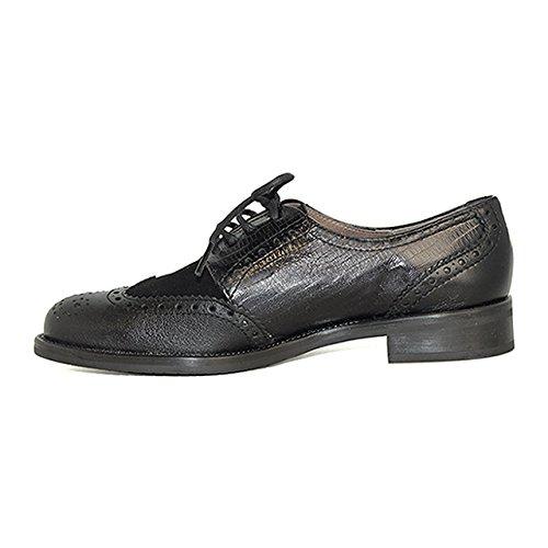 Zapato de vestir de mujer - MARIA JAEN modelo 3513 Negro