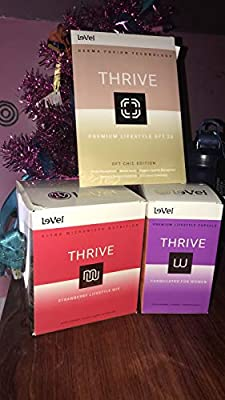 Thrive Experience - Lifestyle Pack + DFT - 2.0