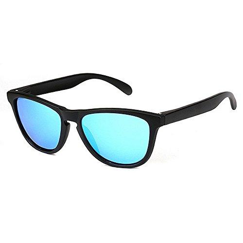 para Gafas LBY para HD Azul de Sol Mujeres Y Gafas Hombres De Sol Azul Polarizadas Color Hombre AwqXx7Fzwr