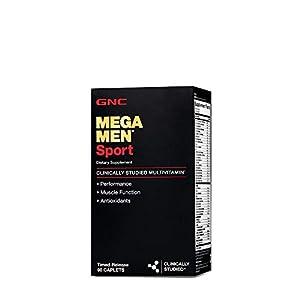 GNC Mega Men Sport Supplement