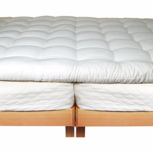 - Holy Lamb Organics Wool Mattress Toppers (King Deep Sleep Topper)