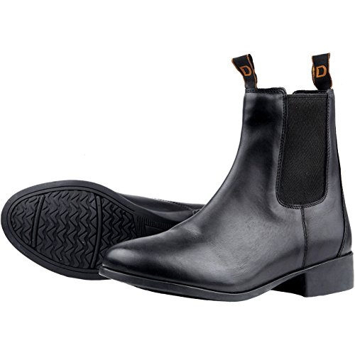 Dublin Childs Elevation II Jodhpur Boots Black