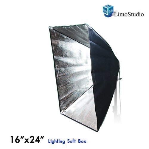 LimoStudio 16'' x 24'' Digital Photography Photo Studio Video Fluorescent Light Soft Box, AGG883-A by LimoStudio