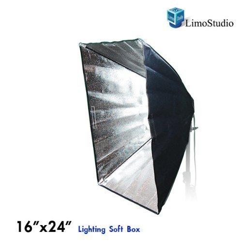 LimoStudio 16'' x 24'' Digital Photography Photo Studio Video Fluorescent Light Soft Box, AGG883-A by LimoStudio