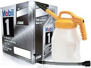 12 Pack Mobil1 10W30 Motor Oil & Fluid Defense Systems 2 Liter Stretch Kit