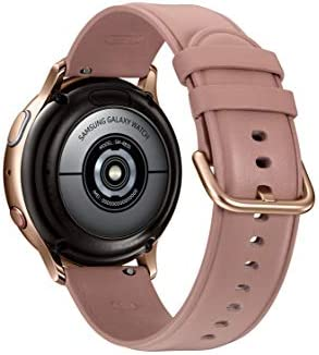 Samsung Galaxy Watch Active 2 - Smartwatch de Acero, 40mm, color ...
