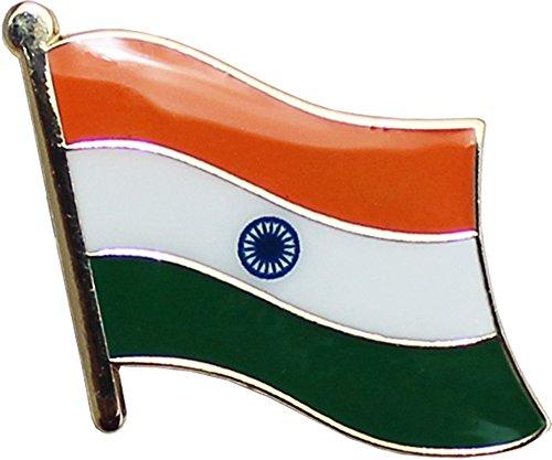International Flag Pins - India - National Lapel Pin