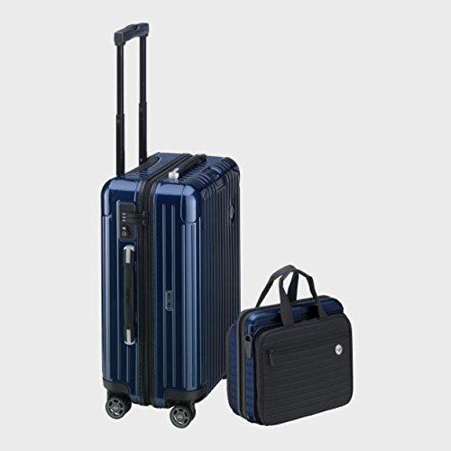 【RIMOWA×Lufthansa】(リモワ×ルフトハンザ航空) Bolero ボレロ コレクション ビジネスセット 37L16L TSAロック ブルー [並行輸入品] B075CRX2D3