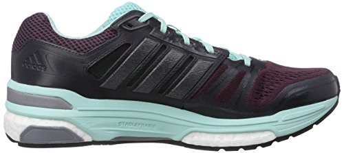 Running Metallic Femme Supernova carbon Mint 7 Red frost Adidas De Sequence Multicolore Chaussures Boost rich AY4nw07q