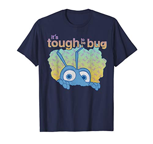 Disney Pixar Bug's Life Tough To Be A Bug Graphic T-Shirt