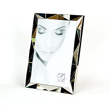 Amazon.com : Maxxi Photo Encore Silver Plated 4x6 Frame : Baby
