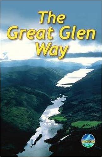 Great Glen Way, Jacquetta Megarry