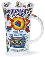 Dunoon Physics mok van fijn porselein, voor GCSE, A niveau, degree, teacher, afstuderen