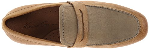 Kenneth Cole New York Heren Kan Variant Tan Loafer 8,5 M