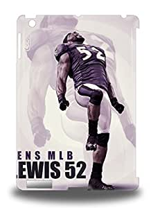 Perfect Fit NFL Baltimore Ravens Ray Lewis #52 Case For Ipad Air ( Custom Picture iPhone 6, iPhone 6 PLUS, iPhone 5, iPhone 5S, iPhone 5C, iPhone 4, iPhone 4S,Galaxy S6,Galaxy S5,Galaxy S4,Galaxy S3,Note 3,iPad Mini-Mini 2,iPad Air )