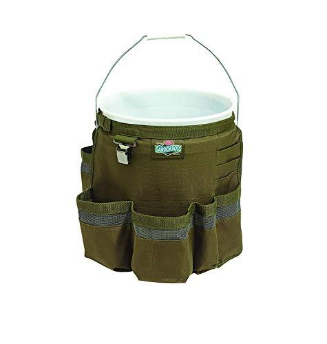 Bucket Boss Garden Boss Bucket Tool Organizer in Green, GB20010 (Pack of 3) by Bucket Boss (Image #1)