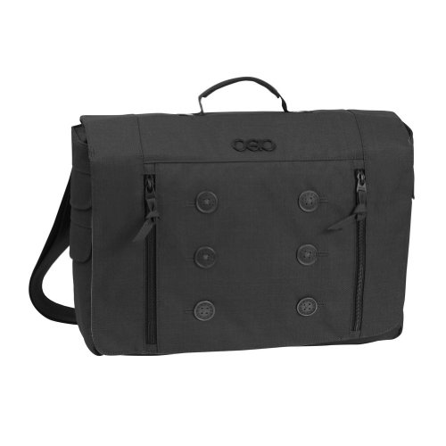 Bags Computer Ogio (OGIO Midtown Women's Laptop/Tablet Messenger Bag (Black, One size))