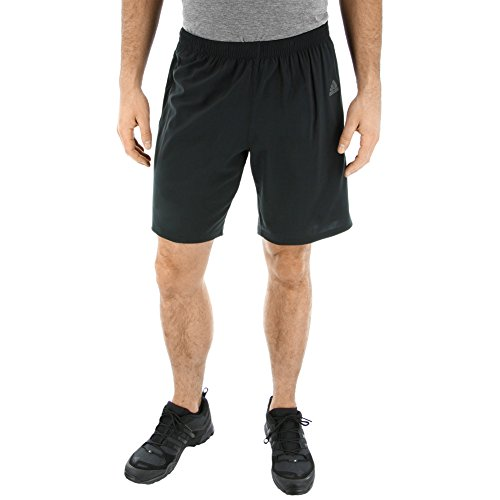 adidas Men's Running Response Shorts, Black, Medium 5