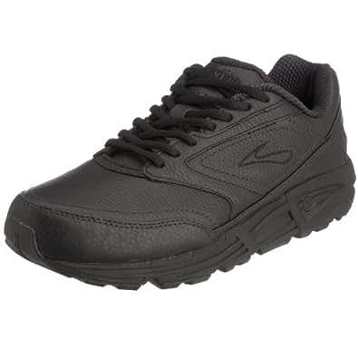 Brooks Men 's Addiction Walker Walking Zapato, color negro, talla 7 B