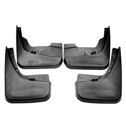 Car Custom Mud Flaps Splash Guards for Dodge Journey Fender Flares Mudflaps Mudguards Front and Rear Wheel 4Pcs