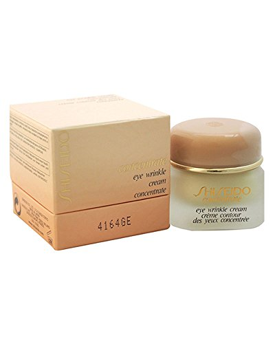 Shiseido Concentrate Eye Wrinkle Cream, 0.5 Ounce