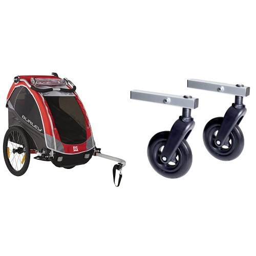 2 Wheel Stroller Kit Burley - 5