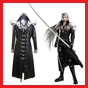 Sephiroth Cosplay Costume Final Fantasy 7 Make to Order