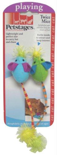Petstages Twice Mice, My Pet Supplies