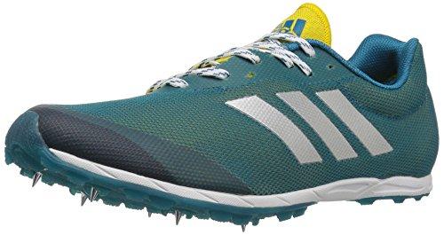 Adidas Performance Heren Xcs Hardloopschoenen Mysterie Benzine / Wit / Uitrusting Geel