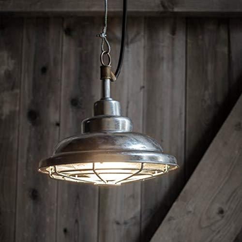 Garden Trading St Ives Navi Light-IN ACCIAIO ZINCATO