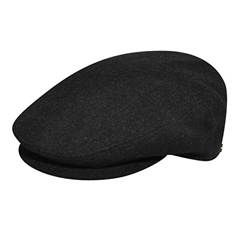Bailey Of Hollywood Lord Wool Ivy Cap Charcoal M
