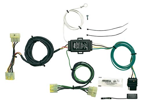 Hopkins 43315 Plug-In Simple Vehicle Wiring Kit (Tacoma Trailer Wiring Harness)