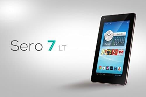 "Hisense Sero 7 Lite 7"" Entertainment Multimedia Tablet with 4GB Memory Mini HDMI, Micro SD Slot, Wi-Fi Model E270BSA"
