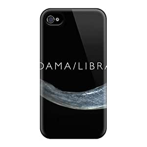 Iphone 4/4s HYb2330LRUS Support Personal Customs Lifelike Breaking Benjamin Pictures Shock-Absorbing Hard Cell-phone Case -KellyLast