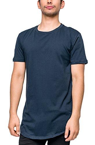 Pro Club Longline Curved T Shirt