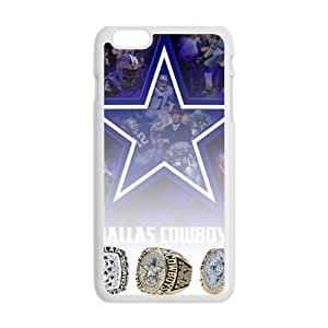 SANYISAN Dallas Cowboys New Style High Quality Comstom Protective case cover For iPhone 6 Plus