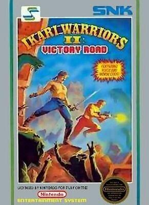 Ikari Warriors NES