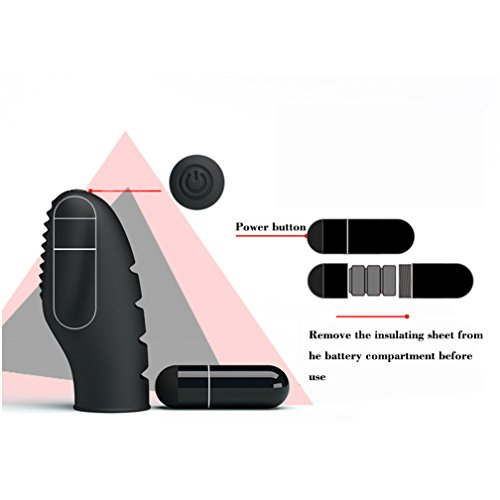 Powerful Mini Vibrator Finger Massager for Body Relax - Waterproof Pocket Size with Safe Material(Delieved Data :1-3 Days) by Tadesi (Image #4)