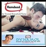 4 x 10 gm each Hamdard Dynamol Cream For men only