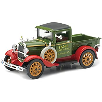 1930 Hudson Diecast Model Car 1 32 Green By Signature