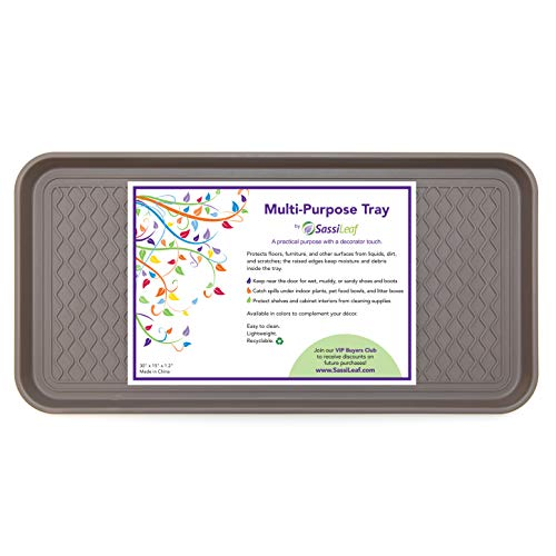 SassiLeaf Multi-Purpose Tray in Decorator Colors - 30