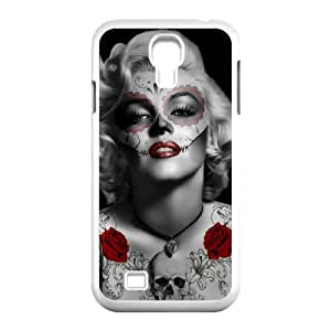 Zombie Marilyn Monroe Classic Personalized Phone Case for SamSung Galaxy S4 I9500,custom cover case ygtg691598