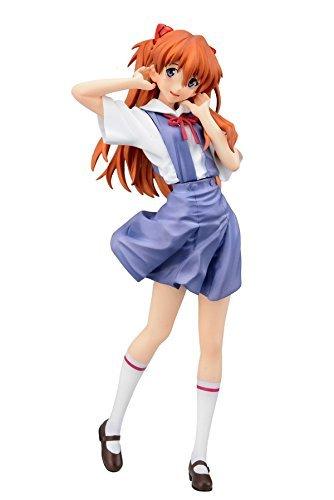 - Sega Neon Genesis Evangelion: Asuka Langley Soryu Premium Uniform Figure