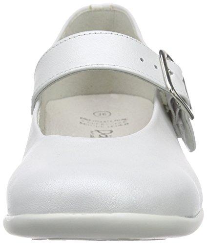 Däumling Bailarinas Niñas Blanco - Weiß (Perlato weiss71)